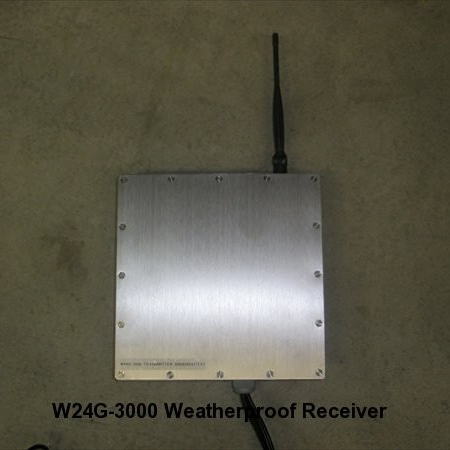 2 4ghz 3000ft Radius Range Weatherproof Digtal Ofdm Video